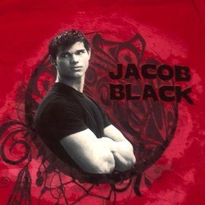 Twilight Eclipse Jacob Black logo tee
